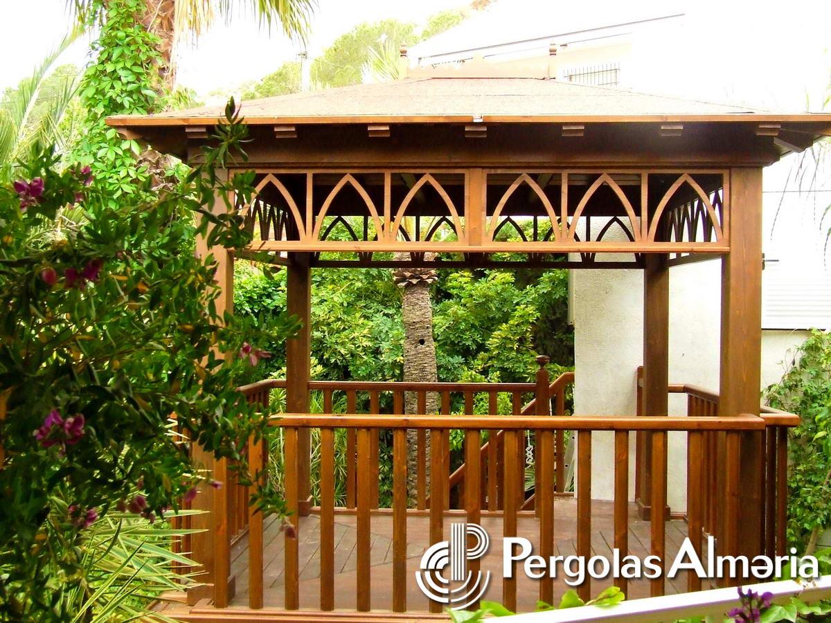 Caizo Para Jardin. Latest Affordable Pergolas Porches Todo Lo Que ...