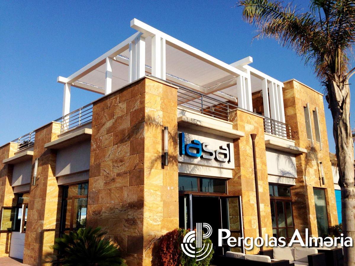 Galería Locales Pérgolas Almería